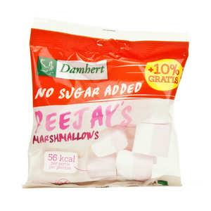 Damhert - Marshmallows sans sucre au maltitol
