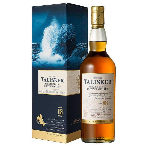 Whisky Talisker 18 ans - 45,8%