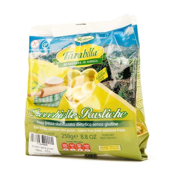 Pâtes fraiches sans gluten -  Orchiette