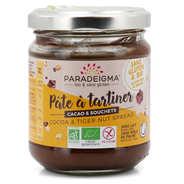 Paradeigma - Pâte à tartiner au cacao et au souchet bio sans gluten