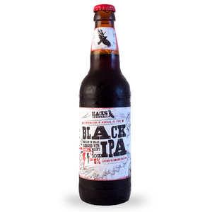 Brasserie Black of Kinsale - Blacks black IPA - Bière Irlandaise - 5%