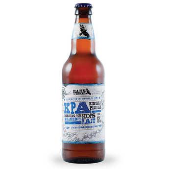 Brasserie Black of Kinsale - Blacks Kinsale KPA Pale Ale - Irish Beer - 5%
