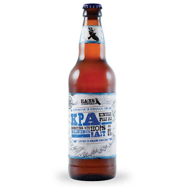 Blacks Kinsale KPA Pale Ale - Irish Beer - 5%