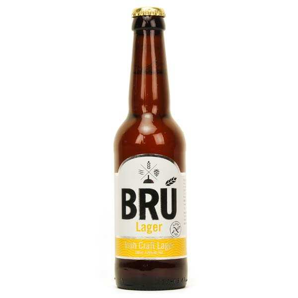 Bru Gluten Free - Irish Beer - 4,3%