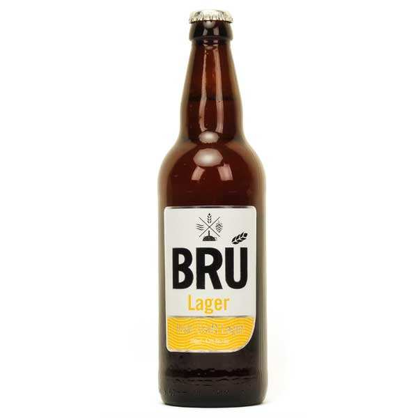 Bru Lager - Irish Beer - 4,2%