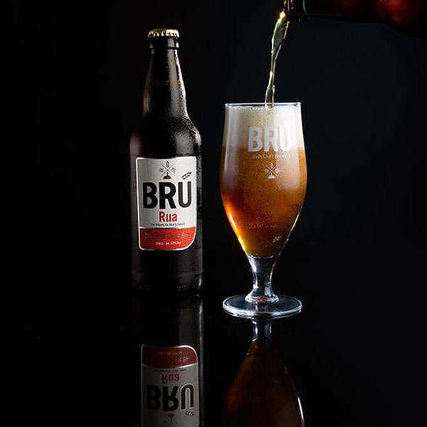 Bru Rua Red - Bière Irlandaise - 4,2%
