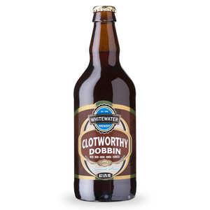 Brasserie Whitewater - Clotworthy Dobbin - Bière Irlandaise - 5%
