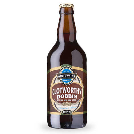 Brasserie Whitewater - Clotworthy Dobbin - Irish Beer - 5%