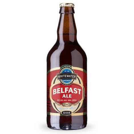 Brasserie Whitewater - Belfast Ale - Bière Irlandaise - 4,5%