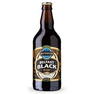 Brasserie Whitewater - Belfast Black - Irish Beer - 4,2%