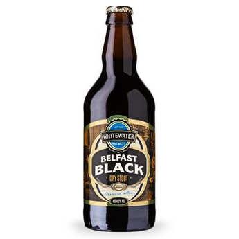 Brasserie Whitewater - Belfast Black - Bière Irlandaise - 4,2%