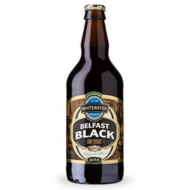 Belfast Black - Irish Beer - 4,2%