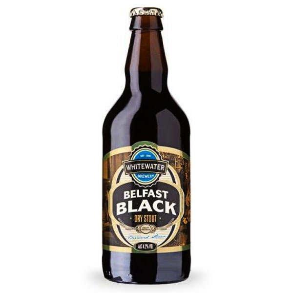 Belfast Black - Bière Irlandaise - 4,2%