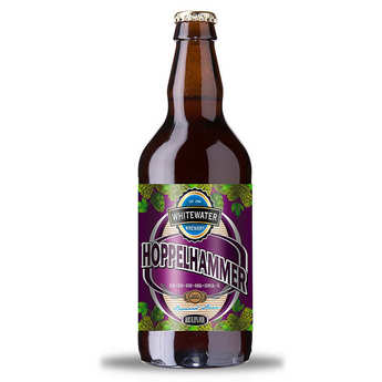 Brasserie Whitewater - Hoppelhammer IPA - Bière Irlandaise - 6%