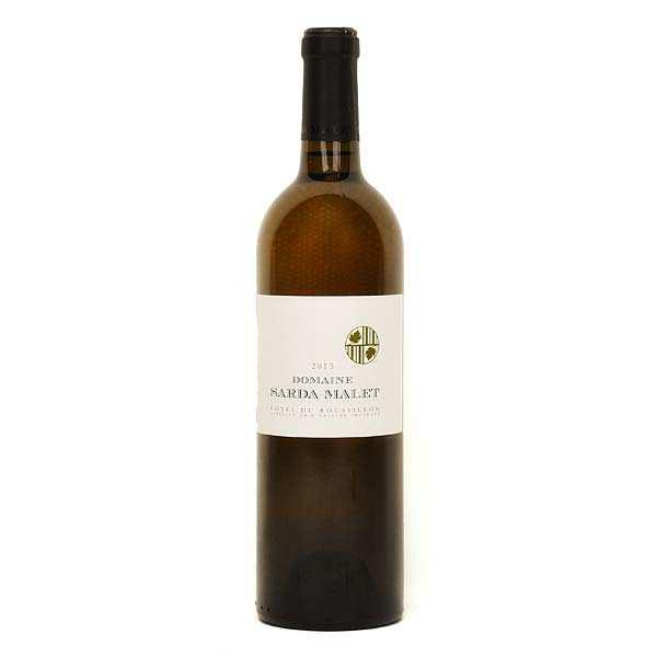 Sarda Malet Côtes du Roussillon blanc bio