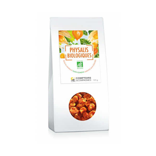 Organic Dried Physalis Superfruits