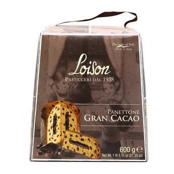 Dolciara A. Loison - Chocolate Panettone