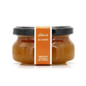Guillaume et Lesgards - Les Folies Fromages - Apricot, Cumin and Orange Zest