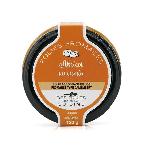 Les Folies Fromages - Abricot, cumin et zestes d'orange