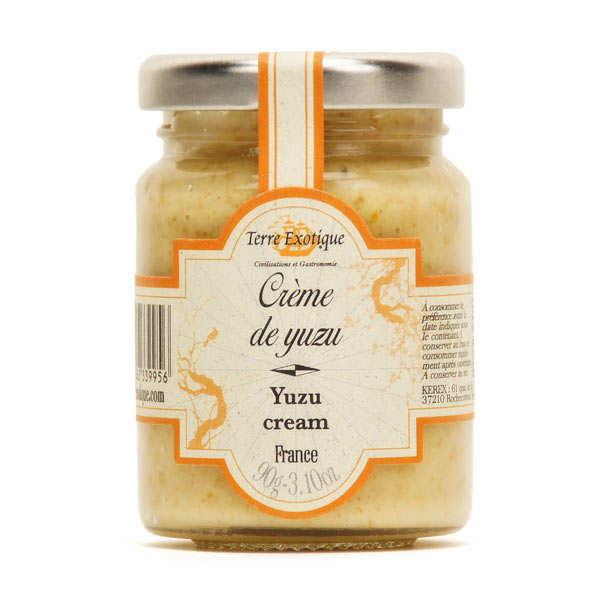 Crème de Yuzu - Terre Exotique