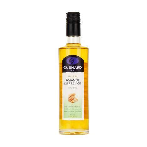 Les Huiles Guénard - French Almond Virgin Oil