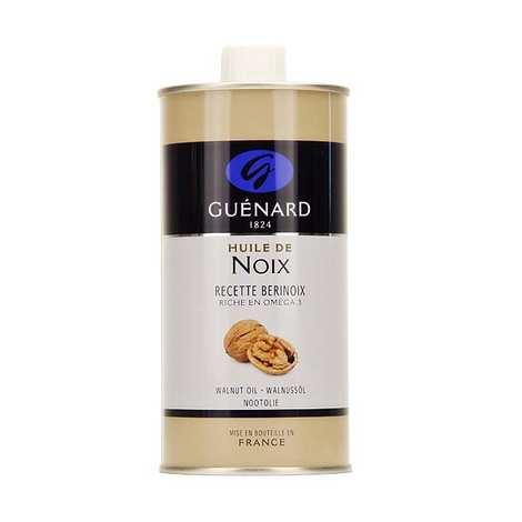 Les Huiles Guénard - Huile de noix Bérinoix