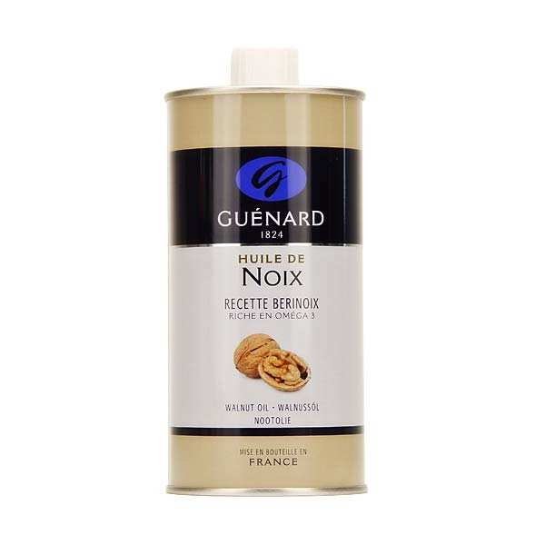 Bérinoix Walnut Oil
