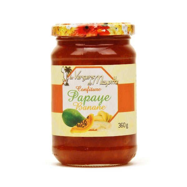 Banana and Papaya Jam from Mayotte