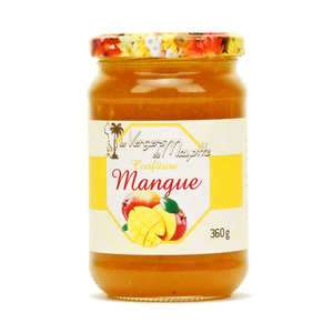 Les Vergers de Mayotte - Mango Jam from Mayotte