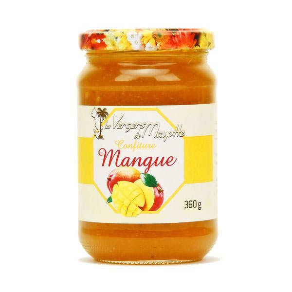Confiture de mangue de Mayotte