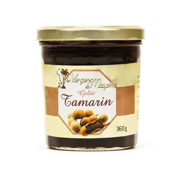 Tamarind Jelly from Mayotte