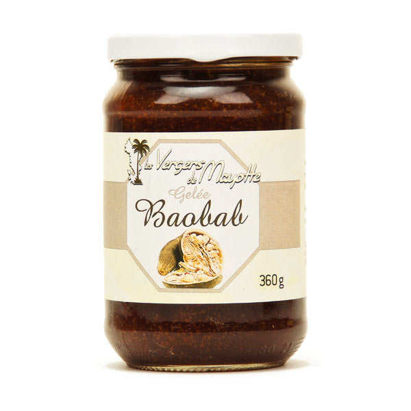 Baobab Jelly from Mayotte