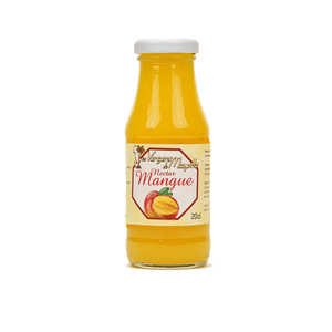 Les Vergers de Mayotte - Mango Nectar from Mayotte