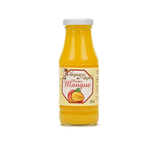 Mango Nectar from Mayotte