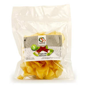 Ouangani production - Cassava Chips from Mayotte