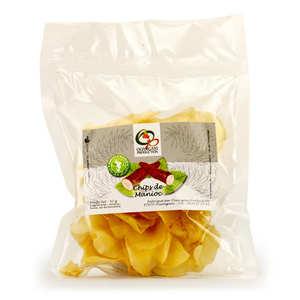 Ouangani production - Chips de manioc de Mayotte