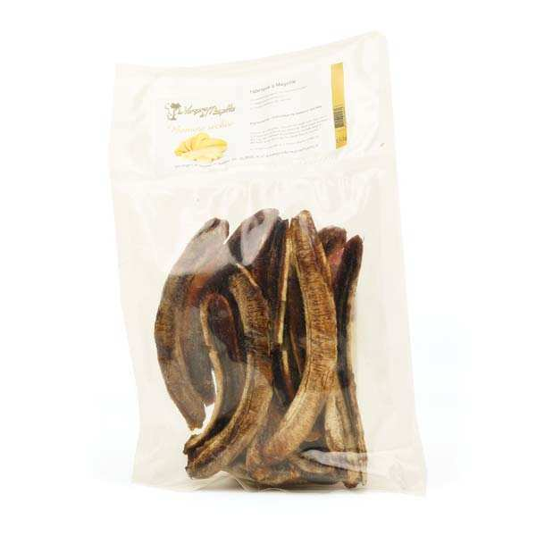 Dried Bananas from Mayotte