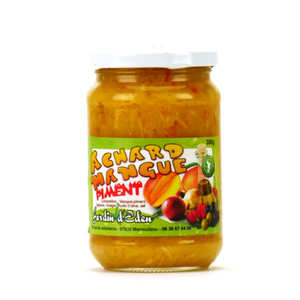Jardin d'Eden - Mango and Chili Relish from Mayotte