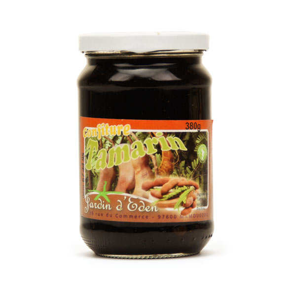 Tamarind Jam from Mayotte
