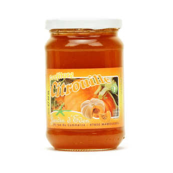 Jardin d'Eden - Pumpkin, Cinnamon and Passion Jam from Mayotte