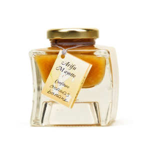 May d'huiles - Pineapple and Banane Jam from Mayotte