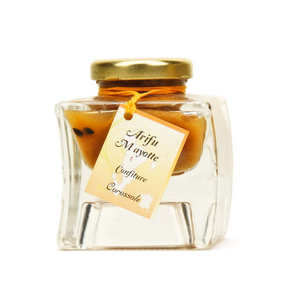 May d'huiles - Soursop Jam from Mayotte