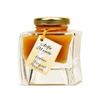 May d'huiles - Confiture de jacque et passion de Mayotte