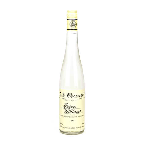 G. E. Massenez - Williams Pear Eau de Vie - 40%