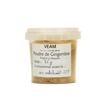 V.E.A.M - Ginger Powder from Mayotte