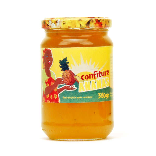 Pineapple Jam from Mayotte