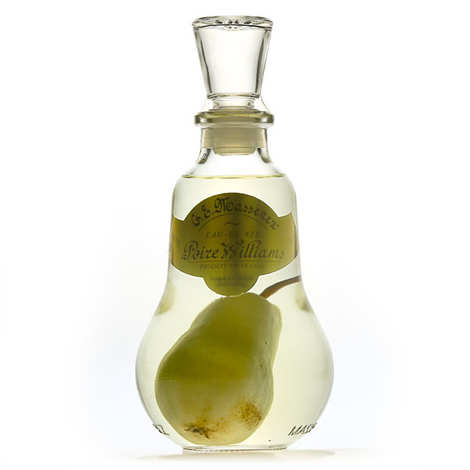 G. E. Massenez - Williams Pear Eau de Vie - Captive Pear - 40%