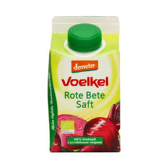 Voelkel GmbH - Jus de betterave lacto fermenté bio