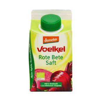 Voelkel GmbH - Organic Beet Juice