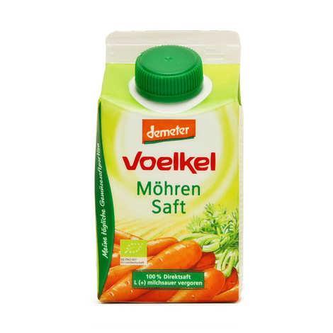 Voelkel GmbH - Organic Carrot Juice